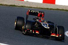 Statystyki przedsezonowych testów F1 - 2013 | Formuła 1 - Fan Club Polska