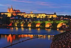 The Charles Bridge (Czech Republic)