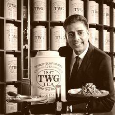 TWG Tea Founder & Chairman