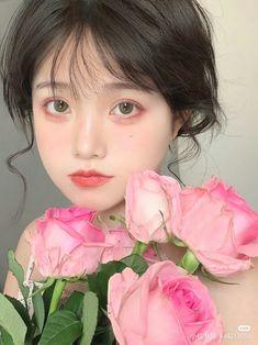 Ulzzang Girl, Original Image, Make Up, Pretty, Photography, Painting, Beauty, Collection, Beautiful