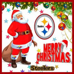 Steelers Pics, Ronald Mcdonald, Merry Christmas, Fictional Characters, Art, Merry Little Christmas, Art Background, Kunst, Wish You Merry Christmas