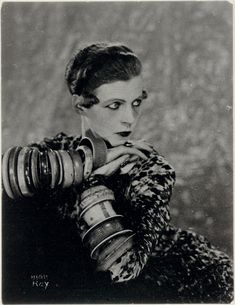 MAN RAY (1890-1976)   Nancy Cunard, 1927   1920s, Photographs   Christie's