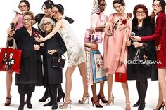 DOLCE & GABANNA SPOT ON FOR SPRING. THIS PHOTO SHOOT IS AMAZING I LOVE EVERYTHING. MAMMA MIA