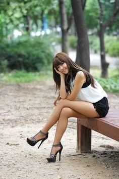 Lee Eun Hye - Smoking Hot Pictures