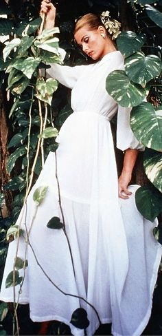 Margaux Hemingway photo Douglas Kirkland 1974