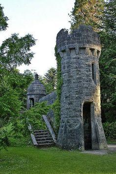 Medieval, Ashford Castle, Mayo, Ireland