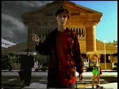 ▶ Cerveza Dorada 1997 Qué suerte vivir aquí - Pirámide - YouTube