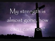 "Casting Crowns ""Praise You In This Storm"" w/ Lyrics"