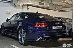 Audi RS7 Sportback 6 Audi Rs7 Sportback, Luxury Cars, Bmw, Vehicles, Autos, Fancy Cars, Car, Vehicle, Tools