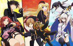 Chiba's Asuha and Kasumi Chigusa Manga Anime, Tv Anime, Magical Warfare, Vampire Knight Zero, Otaku, Tsukiuta The Animation, Code Art, Anime Life, Kawaii Art