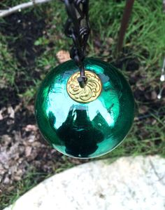 Vintage Christmas Ornament Kugel Antique Rare by OldStNicksAttic