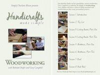 Handicrafts Made Simple - Simply Charlotte Mason