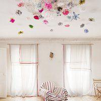 Quand le plafond fait partie intégrante de la déco - Marie Claire Maison