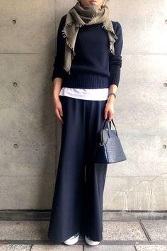 ファッション ファッション Source by EmpressSaadah fashion japan Fall Fashion Outfits, Mode Outfits, Autumn Fashion, Casual Outfits, Fashion Over 50, Daily Fashion, Love Fashion, Womens Fashion, Fashion Gal
