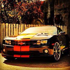 Slick Chevrolet Camaro