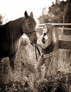 horse and children photography -  @Elizabeth Lockhart Dove