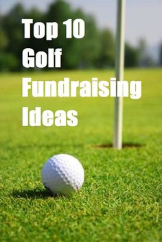 Top 10 Golf Fundraising Ideas found here! #golf #lorisgolfshoppe
