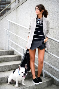 simple chic sunday - Lovely Pepa by Alexandra Fashion Blogger Style, Love Fashion, Casual Outfits, Cute Outfits, Monochrome Fashion, Casual Chic Style, Fashion Advice, Street Style Women, Passion For Fashion