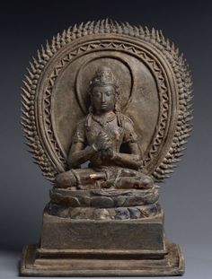 Vairocana is a celestial buddha who is often interpreted as the Bliss Body of the historical Buddha . Java