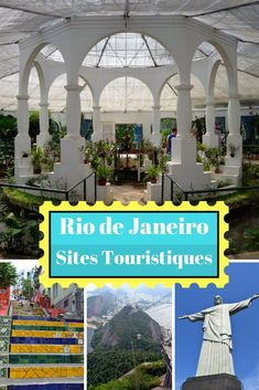 A la découverte de Rio de Janeiro et des sites touristiques #Bresil #riodejaneiro #brazil #voyage #Ameriquedusud