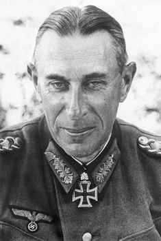 General of Panzer Troops Rudolf Schmidt, March 1943.