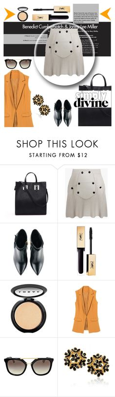 """Simply Divine"" by shambala-379 on Polyvore featuring Kim Kwang, LORAC and Prada"