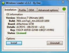computers 5puntozero: rendere originale windows 7