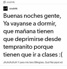que sad xd Monday Quotes, Sad Quotes, Cute Spanish Quotes, Love Phrases, Funny Video Memes, Twitter Quotes, Photo Quotes, Some Words, Texts