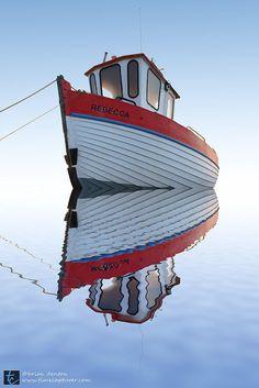 ˚Rebecca, tuc boat