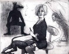 Marcelle Hanselaar, 'La Petite Mort 4' modern surrealism(wkb)