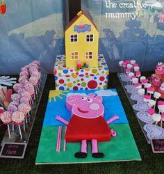 Bagagem de mãe: Festa infantil: Peppa Pig