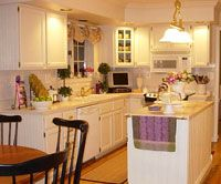 If I'm motivated enough, I can save some money on the kitchen remodel by doing this. IF...