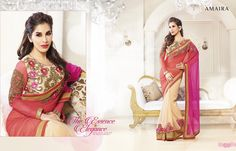 Georgette Designer Saree  Range:- INR 4515/- Shipping (India) :- Free Shipping All Over India  Shipping (Overseas) :- Worldwide Shipping Available  For Orders:- visit www.baawli.com or contact +91 9870725209  Added Facility:- Next Day delivery in Mumbai and Ahmedabad  #saree #sari #india #indiansaree #indianfashion #womenfashion #fashion #ethnic #ethnicwear #ladieswear #indianwear #indianethnicwear #shopping #onlineshopping #worldwideshipping #freeshippingforindia #baawlifashions