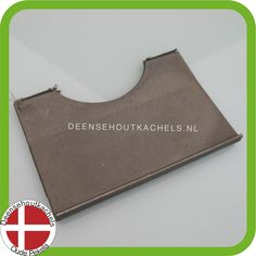 Cast iron baffle plate Morsø 4500 - 4600 stove. / Gietijzeren vlamplaat voor de Morso 4500-4600 serie.