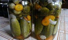 Zavařené okurky bez vaření nálevu Pickles, Cucumber, Food, Author, Essen, Meals, Pickle, Yemek, Zucchini