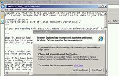 Wordpress spike payload teslacrypt