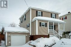 9 Allens Road.  Classic three bedroom home for sale in Corner Brook with two full baths, an attached garage and a fully developed basement. This home is move-in-ready with an updated kitchen and bathrooms and the convenience of electric heating. Call or text me at (709) 638-9811 for Your Personal Tour or visit my website for details. Click Here for Details #PatHigginsHomes #Newfoundland #RealEstate REMAX Realty Professionals MLS#1150966