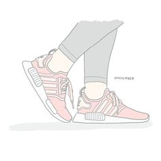 how to draw a adidas