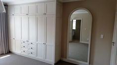 Kitchen and bedrooms cupboards