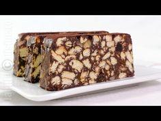Tort de biscuiti cu ciocolata reteta video | JamilaCuisine