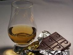 Chocolate and whisky?  Ohhhh yes.