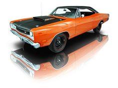 1969 Dodge Super Bee Six-Pack