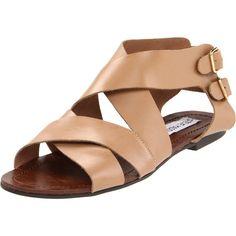 Steve Madden Women's Achilees Slingback Sandal ($65) found on Polyvore