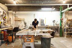 Freunde von Freunden — Drew Seskunas — Architect, Founder of the Principals, Greenpoint, Brooklyn — http://www.freundevonfreunden.com/workplaces/drew-seskunas/