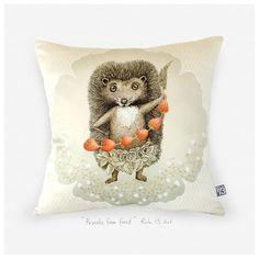 Lithuanian Artist Rūta Dumalakaitė Brings Magic To Your Home With Beautiful Pillow Covers   Bored Panda