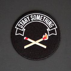 Imagen de something, fire, and start