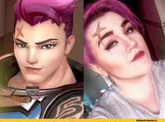 Overwatch,Blizzard,Blizzard Entertainment,фэндомы,cosplay,Zarya,Blizzard Cosplay