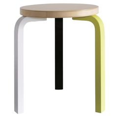 Aalto stool 60 Special Edition by Mike Meiré.