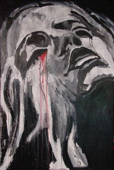 Wojciech Bąbski, Passion, 2013 #art #contemporary #artvee