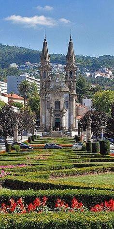 Guimaraes, Portugal...